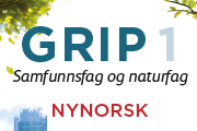 Digitalbok med tekst og oppgåver til emnar som istid, stein- og jernalder, samane og 17. mai – Noregs nasjonaldag.