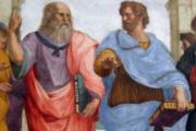 Her kan du se film om filosofien i antikken, lære om Platon og Aristoteles. Ordliste på pashto og norsk.