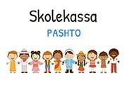 Lytt og lær, les og skriv gjennom spill og lek. På pashto 1.-2. trinn.