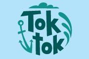 Toktok–språkglede. Spill og lær ord på flere språk. Velg språk øverst til høyre