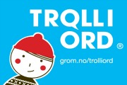 Logo Troll i ord