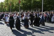 Her kan du lese om Norges tradisjoner og høytider.