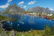 Her kan du lære om landskap og landskapsformer i Norge. Opplegg med film.