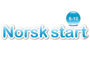 Norsk start 8-10: Tekstbok