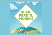 KLAR, FERDIG, NORSK! -Ny